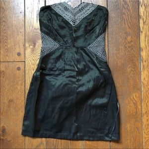 Urban Outfitters Ecote Strapless Dress - Size S